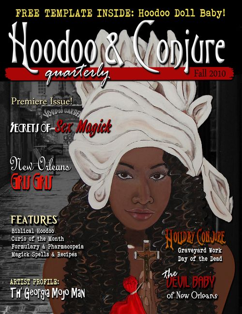 Hoodoo & Conjure Quarterly-final